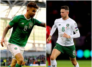 The Republic of Ireland stars played the full game for Preston North End.