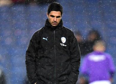 Mikel Arteta, who is expected to be appointed at Arsenal.