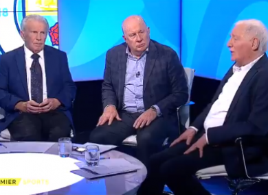 Giles, Brady and Dunphy return on Premier Sports.