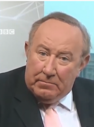 Andrew Neil is one of the BBC's most-prized broadcasters.
