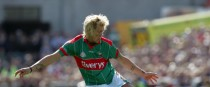 Ciaran McDonald on the ball for Mayo in 2007.