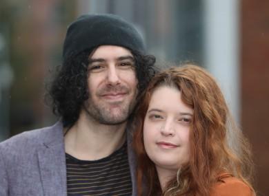 Emma and Jake DeSouza.