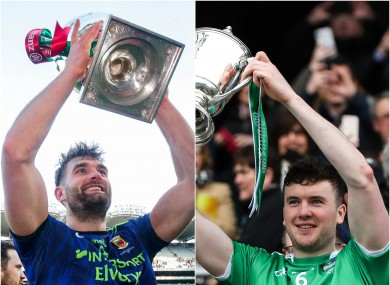 Mayo and Limerick are the current holders.