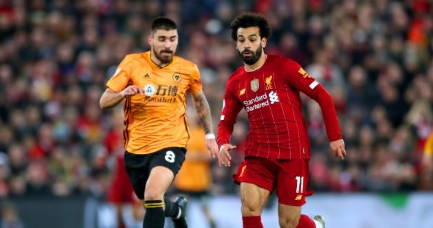As it happened: Liverpool v Wolverhampton Wanderers, Premier League