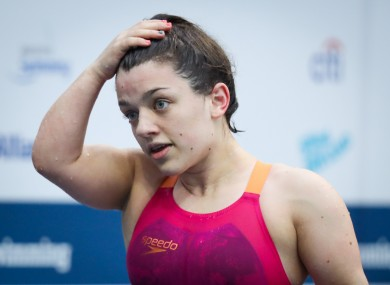 Nicole Turner won a bronze medal at the World Championships last September.