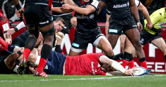 As it happened: Munster v Saracens, Champions Cup
