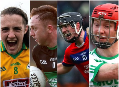 There's plenty of All-Ireland club action coming up in January.