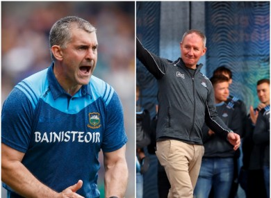 Liam Sheedy and Jim Gavin have both been included in the Manager of the Year nominees.