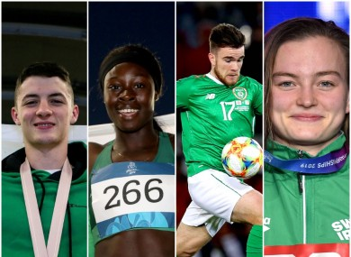 The winner will be announced at the RTÉ Sports Awards on 14 December.