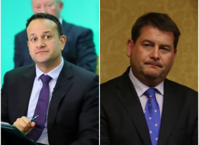 Leo Varadkar says he has spoken to his Fine Gael colleague about his Dail expenses.