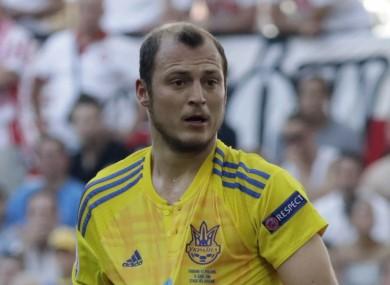 Roman Zozulya (file pic).
