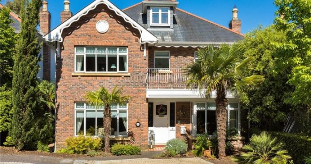 Balcony views: Spacious south Dublin redbrick with five bedrooms for €1.4m