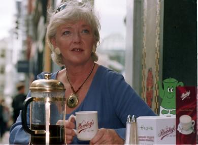 Marian Finucane in September 1999.