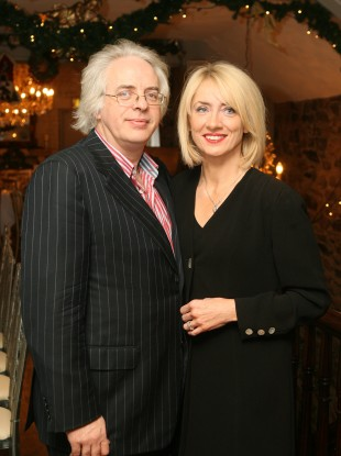 McNamara (59) worked as musical director on the Late Late Show for 20 years while Lowe (56), was a TV presenter before qualifying as a barrister.