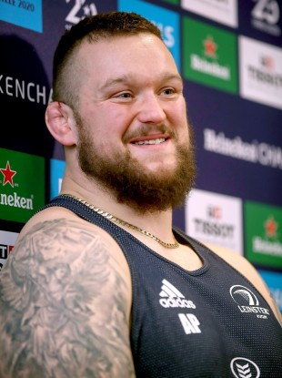 Porter featured in every match at the Rugby World Cup.