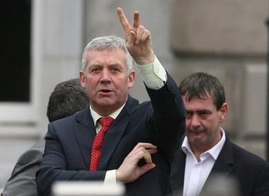 Fine Gael TD Fergus O'Dowd