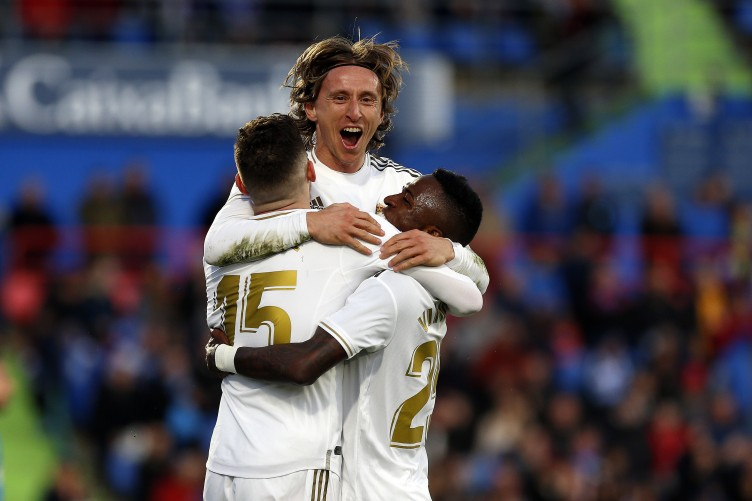 Ruthless Real Madrid Dismantle Gutsy Getafe The42