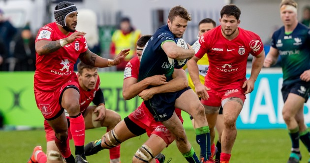 As it happened: Connacht v Toulouse, European Rugby Champions Cup