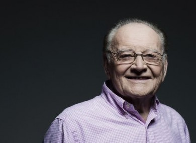 Larry Gogan has died aged 85.