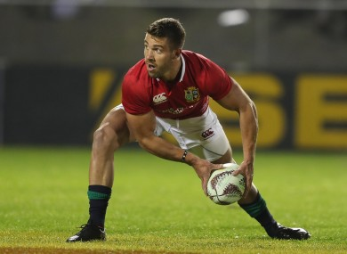 Rhys Webb last played for Wales in 2017.