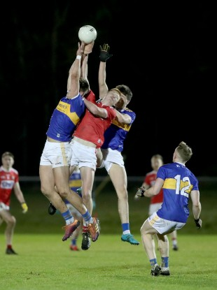 Cork and Tipperary have already met this season in the McGrath Cup.