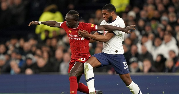 As it happened: Tottenham v Liverpool, Premier League