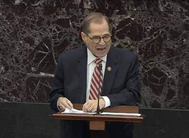 Jerrold Nadler, chairman of the House Judiciary Committee.