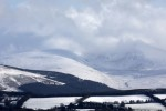 Leinster's Highest Mountain, Lugnaquilla - 'The Lug' - covered in snow earlier this month.