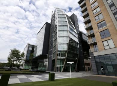 Tusla offices in Dublin.