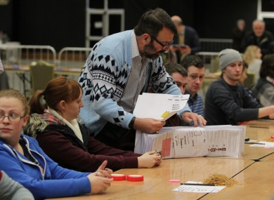 Counting in Citywest in 2016