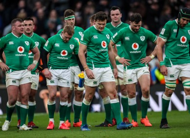 Ireland left looking for answers after a bad day.