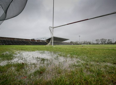 Extreme weather conditions in Mallow already resulted in the final being postponed earlier this month.