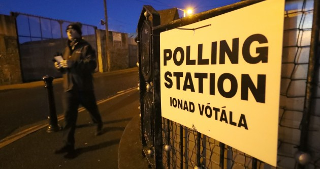 As it happened: High turnout reported as final votes cast across the country