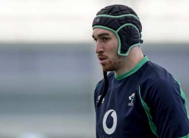 Ultan Dillane has returned to Connacht from Ireland's Six Nations squad.