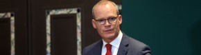 Coveney to discuss coronavirus with Stormont leaders and Northern Ireland secretary this morning