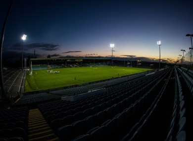 A general view of Gaelic Grounds.