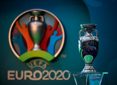 Euro 2020 is set to become Euro 2021.