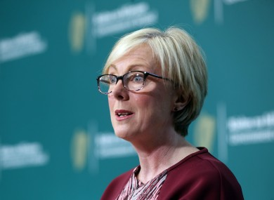 Minister for Social Protection Regina Doherty announced details of the payment last week