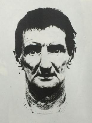 Artist sketch of Kelly.