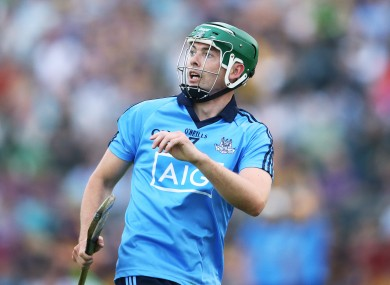 Ex-Dublin hurler Michael Carton.