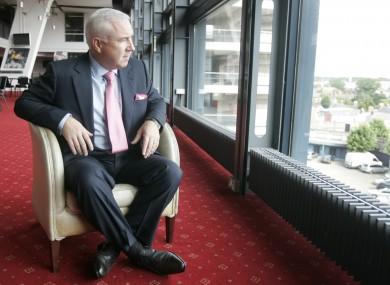 Sean Dunne in 2008.
