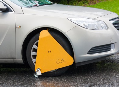 Council To Implement Identification System For Healthcare Worker Vehicles To Prevent Clamping