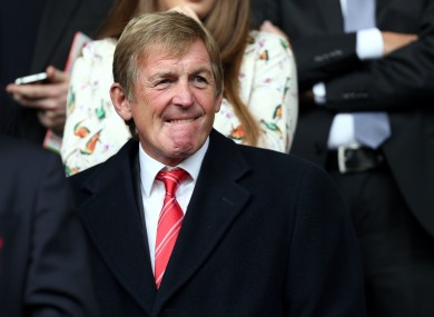 Dalglish is recovering at home in self-isolation.