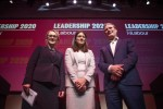 Labour leadership candidates Rebecca Long-Bailey, Lisa Nandy and Keir Starmer