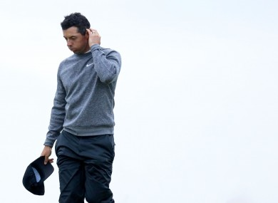 Rory McIlroy looks set to return to action in June.
