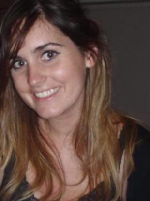Rosanna Neff (33) from Dublin.
