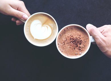 Many people miss simple pleasures like coffee with a friend.