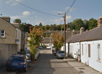 The fire happened on in the Ardee Street area of Bray