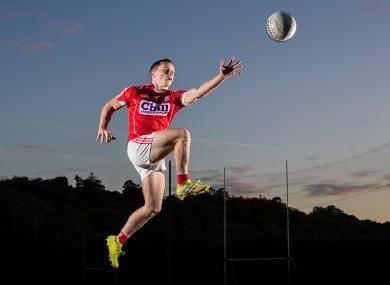 Cork footballer Sean Powter