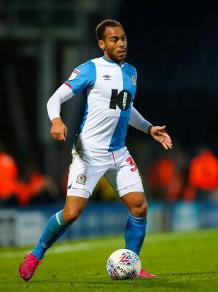 Blackburn skipper Elliott Bennett.